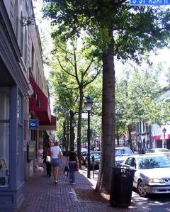 Alexandria, VA, a walkable community outside of Washington, DC