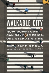 "Cover of Speck's ""Walkable City"""