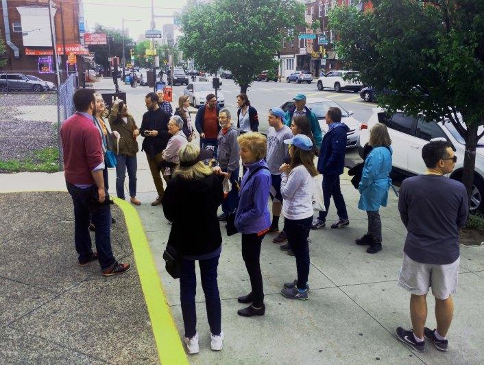 Janes Walk - Passyunk Pedestrians