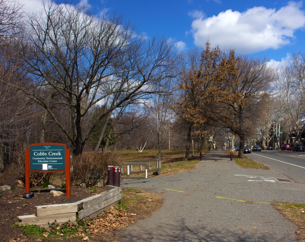 Cobbs Creek Park and Trail in West Philadelphia